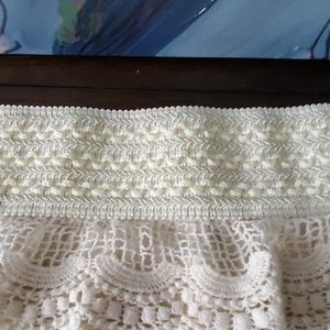 Jolt Skirts - Crochet Mini Skirt